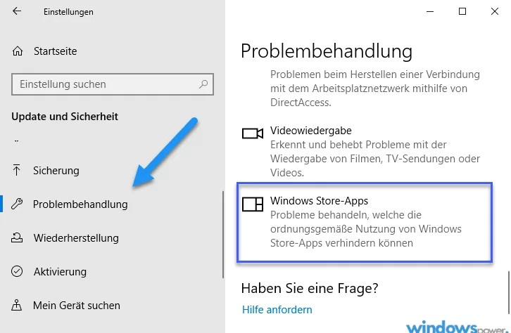 0x803f8001 Windows Store