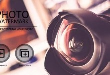 WonderFox Photo Watermark 8.3 – wir verlosen 3 Lizenzen 0