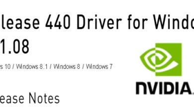 Photo of Nvidia-GeForce-Treiber Version 441.08 für Windows erschienen