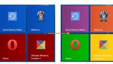 Photo of Windows 10 Kacheln im Startmenü färben