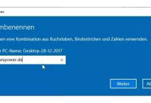 Photo of Wie kann ich mein Computer mit Windows 10 umbenennen?