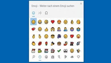 Photo of Emojis Smileys per Tastenkombination starten bei Windows 10