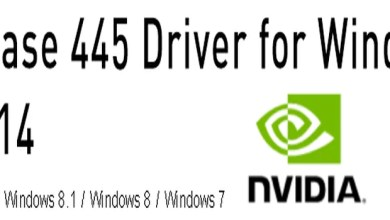 Photo of Nvidia-GeForce-Treiber Version 446.14