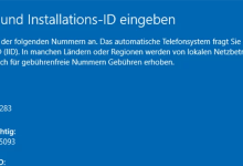 Photo of Windows 10 telefonisch aktivieren – so geht's
