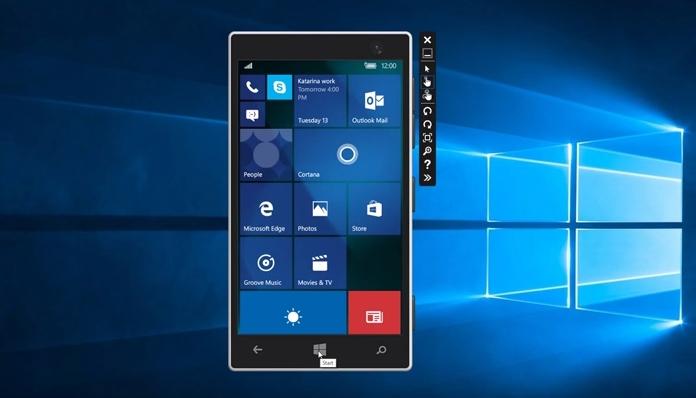 build 10563 windows 10 mobile