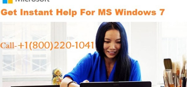Windows 7 Technical Support Phone Number