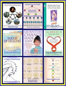Resonance Repatterning Healing Disciplines