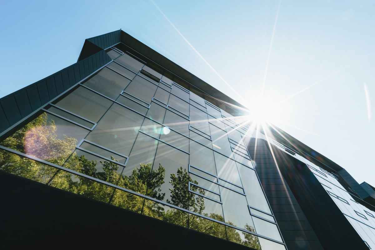 Reduce Operating Costs and Adopt Green Building Tech with Window Film - Omaha, Nebraska
