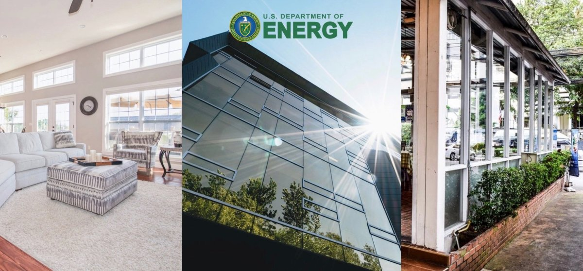 Energy Saving Benefits Of Window Film By The Department of Energy - Home and Commercial Window Films in the Omaha, Nebraska Area