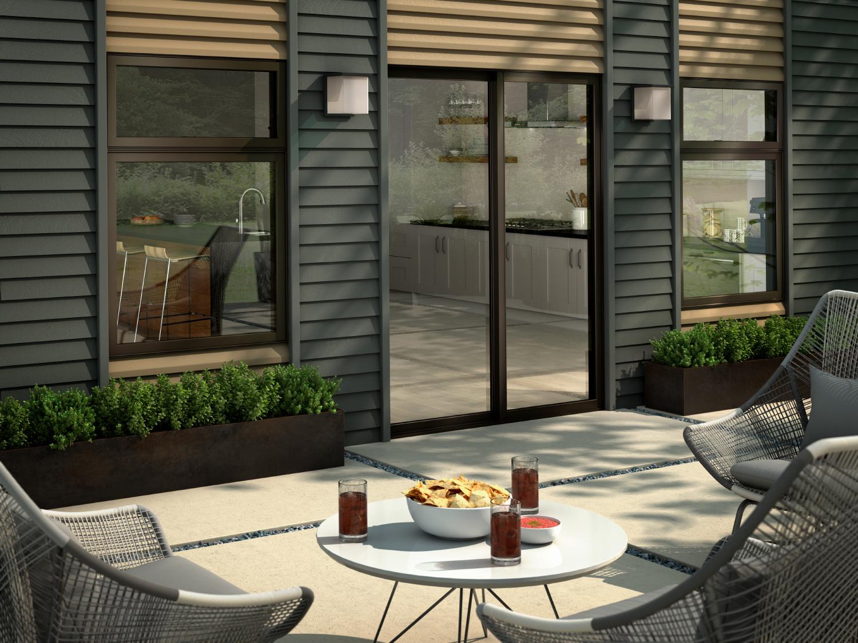 best sliding patio doors to enhance