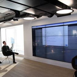 Countrywide Reception - Video Wall