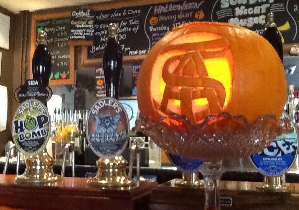 Halloween Party – 28th October