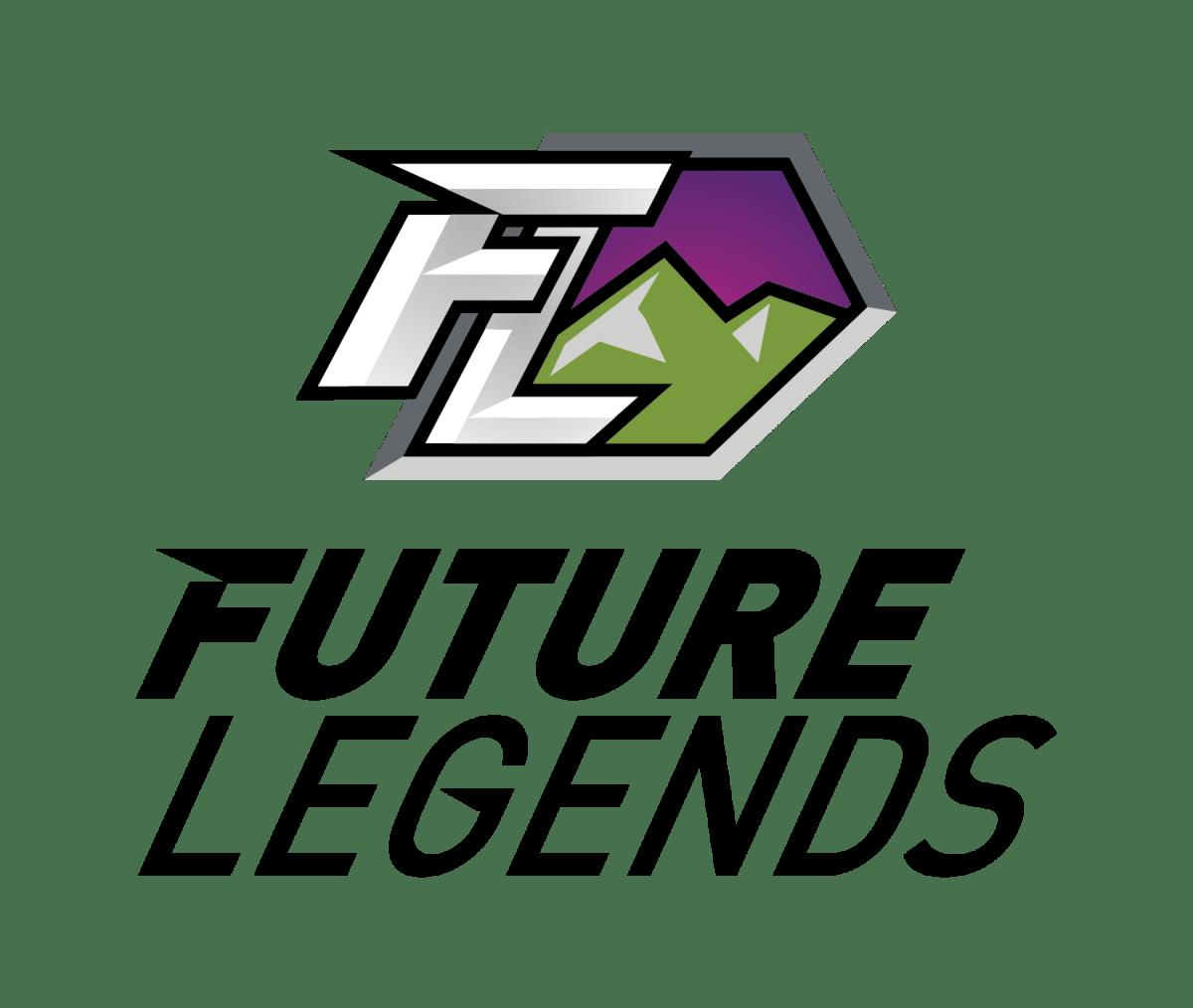 FLEG - Logo_Vertical - Full Render - Dark