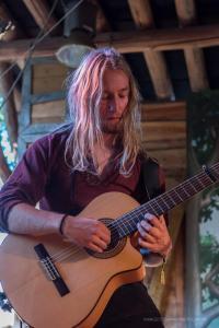 Tobi auf dem Folklorum 2015
