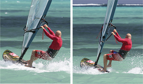 how to setup your windsurfing equipment correctly