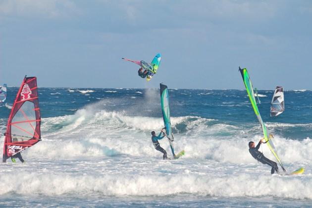 lulu windsurfingEl medano