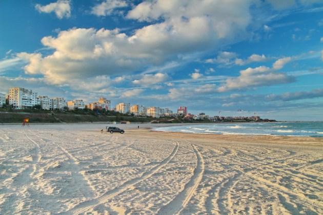 Plaja 3 papuci windsurfing