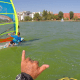 windsurfing Romania