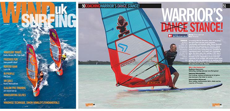 WinsurfingUK magazine issue 3
