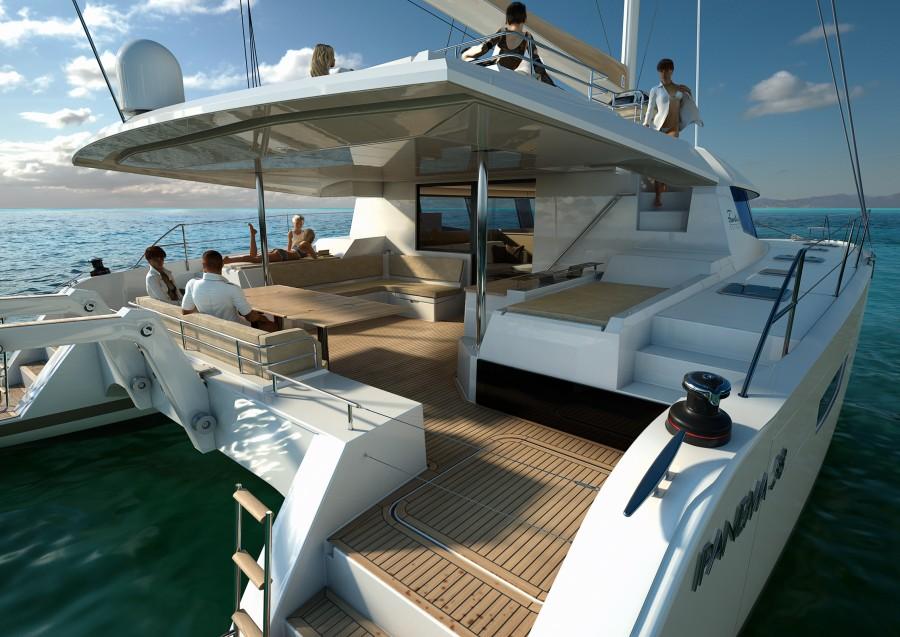 The Ipanema 58 The Brand New Luxury Cruising Catamaran A