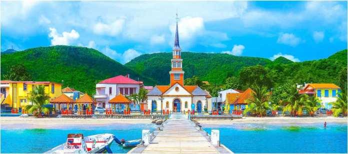 Les Anses d'Arlet, Martinique
