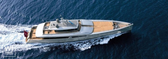 EXUMA is a 50-meter luxury motor yacht