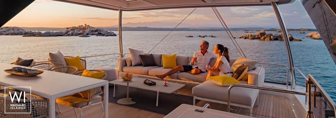Yacht Charter Lagoon Catamaran Lagoon 77 Caribbean