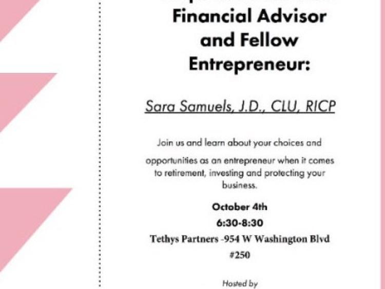 An Evening of Financial Empowerment