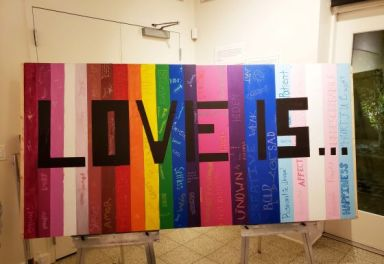 AIDS Quilt moves to National AIDS Memorial, archives to Library of Congress - Gay Lesbian Bi Trans News Archive - Windy City Times