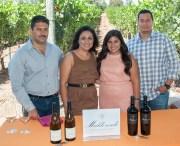 The Maldonado Family, Maldonado Vineyards.