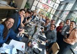 Discover Beaujolais at Pabu Restaurant, San Francisco. (Marie Christina Batich)