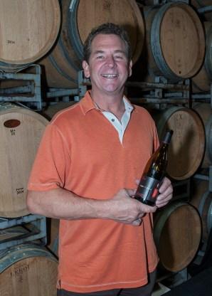 Winemaker, Charles Hendricks, Hope & Grace Wines (Edgar Solís)