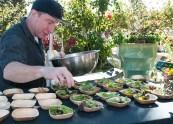 Chef Tim Brown, Napa Palisades.
