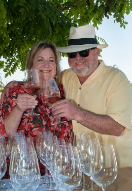 Sue and Rodney Tipton