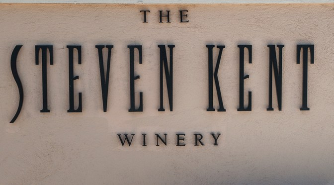 With Steven Kent tasting Livermore best