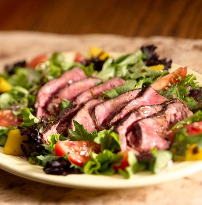 Rosbife e salada 2