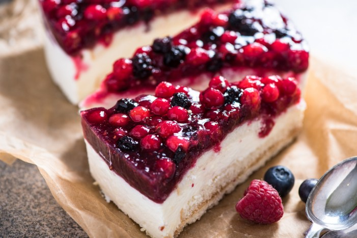 Cheesecake de frutas vermelhas | Winepedia
