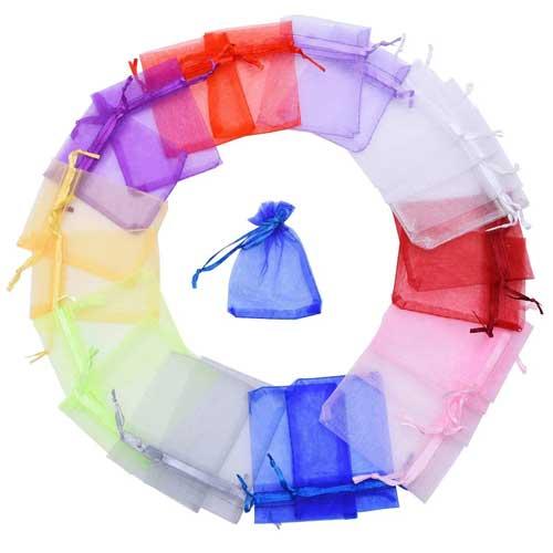 Small Organza Gift Bags