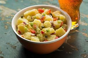 Sam Adams Potato Salad