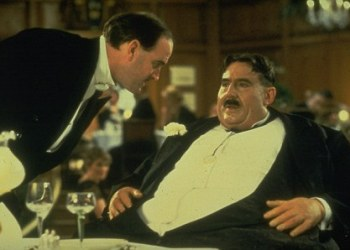 scène de Mr Créosote, The meaning of life