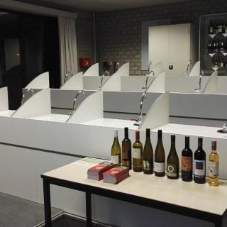 Vlaamse Wijnacademie / Flemish Wine Academy - Switzerland and Austria