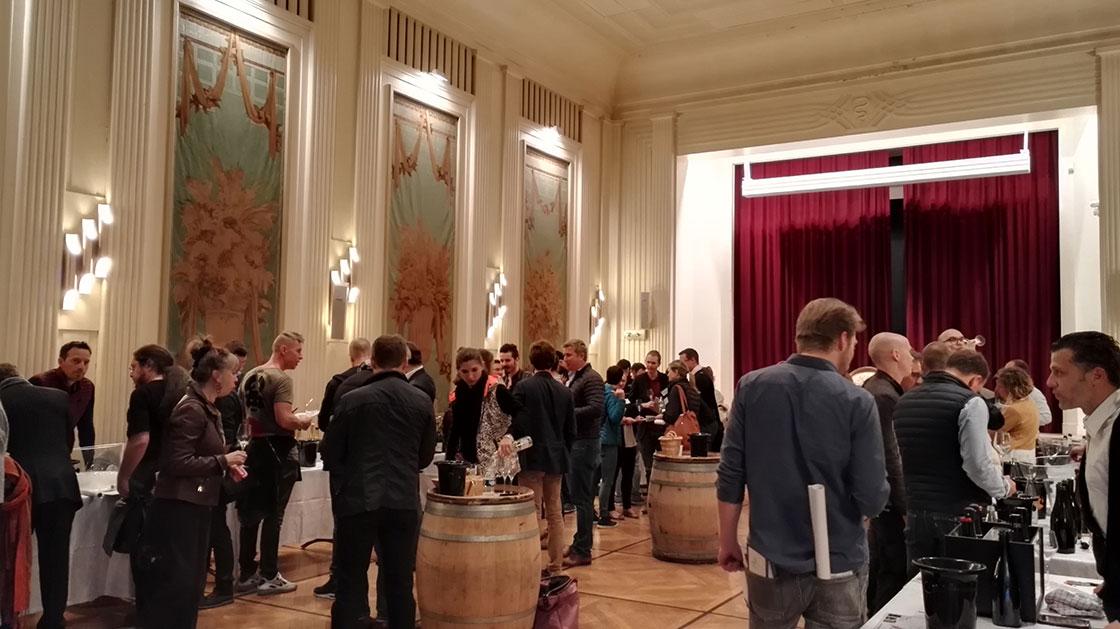 Le Printemps des Champagnes 2018 - Des Pieds et des Vins