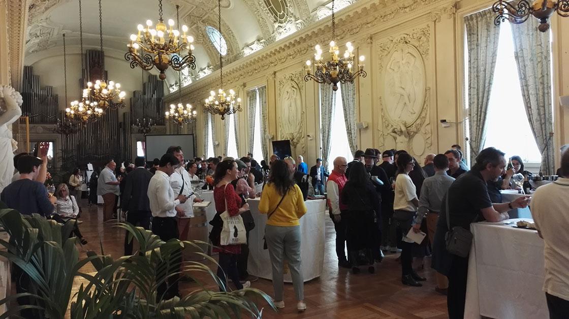 Le Printemps des Champagnes 2018 - Tasting: Les Mains du Terroir