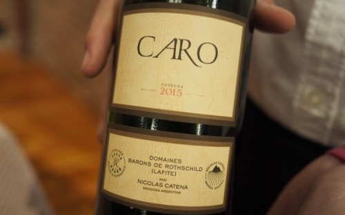CARO wine