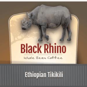 Zawadee Black Rhino Ethiopian Coffee | 12oz
