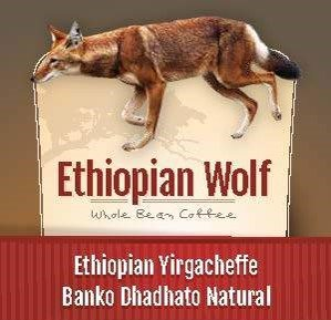Zawadee Ethiopian Wolf Yirgacheffe Banko Dhadhato Natural | 12oz
