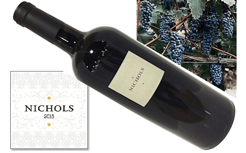 Nichols Pinot Noir Los Carneros 2016