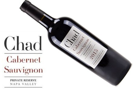 Chad Private Reserve Cabernet Sauvignon 2015 | Exclusive | Pairs with Red Meat, Hard Cheese | Drink 60-65°F | Drink now thru 2030 | Red Blend | Cabernet Malbec Merlot | Napa, CA | 93JS | Mountain blend of great power and finesse