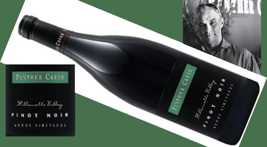 Panther Creek Pinot Noir Verde Vineyards 2013