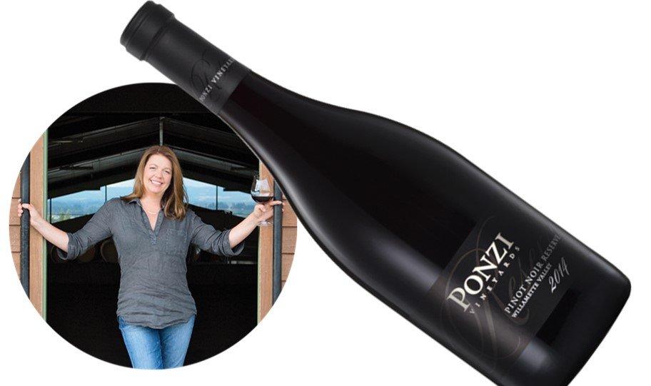 Ponzi Vineyards Pinot Noir Reserve 2014